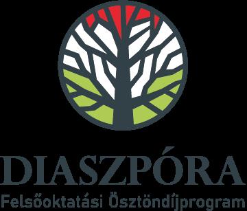 Diaszpóra - logó